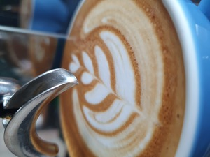 Drivu Hot Latte