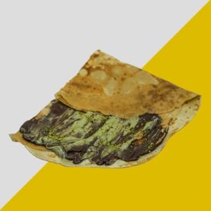 Drivu Nutella Pistachio Crepe