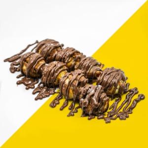 Drivu Nutella Pancake Poppers