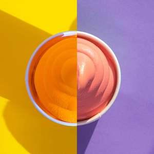 Drivu Mini Mix Hibiscus & Orange Softie
