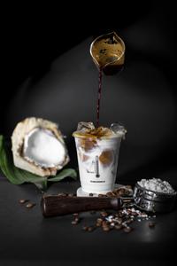 Drivu Iced Coconut Latte