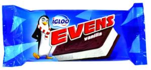 Drivu Igloo Evens Vanilla Sandwich