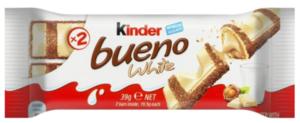 Drivu Kinder Bueno White (39g)