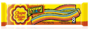 Drivu Chupa Chups Sour Belt (57g)