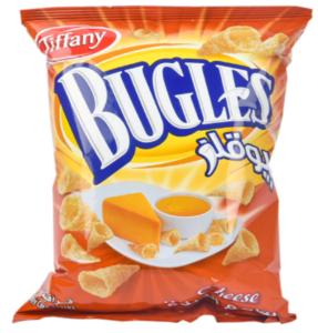 Drivu Tiffany Bugles Cheese (90g)