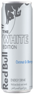 Drivu Red Bull White Edition (250ml)