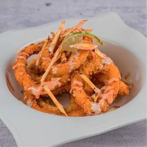 Drivu Calamari N' Chips