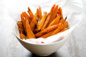 Drivu Sweet Potato Fries