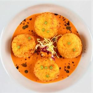Drivu Cheese & Mushroom Arancini