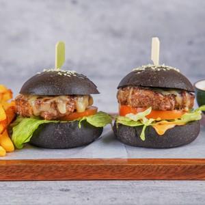 Drivu Burger Slider