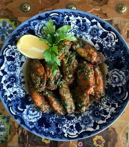 Drivu Marinated Chicken Wings جوانح دجاج متبلة