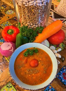 Drivu Mum's Table Soup  شوربة طاولة أمي