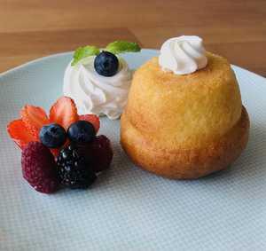 Drivu  Baba Cake