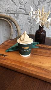 Drivu Salted Caramel Soft Serve