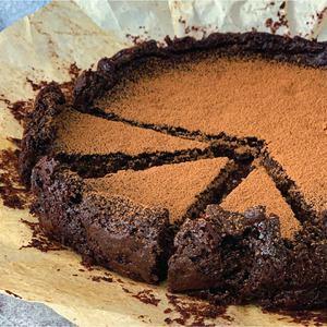 Drivu Chocolate Tahini Brownie (2 slices)