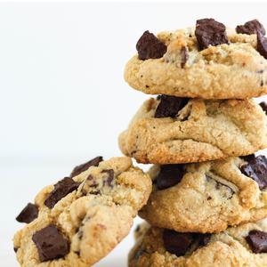 Drivu Chocolate Chunk Cookies (4 cookies)