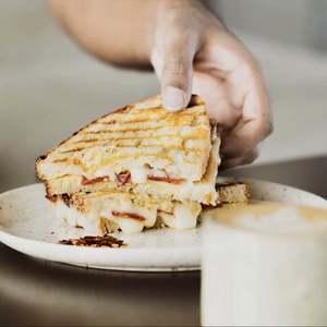 Drivu Pepperoni Sandwich