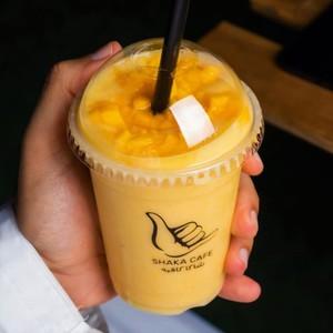 Drivu Mango Pineapple Smoothie