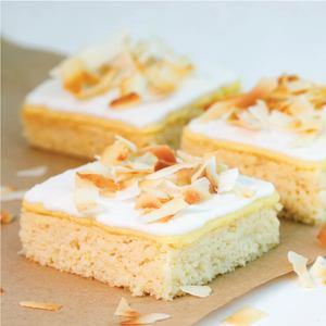 Drivu Keto Lemon & Coconut Cake (2 slices)