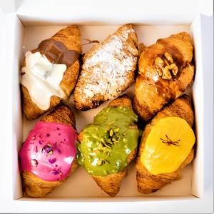 Drivu Box of 6 Assorted Croissants