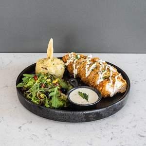 Drivu Stuffed Chicken