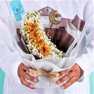 Drivu  Hilal Flower Bouquet