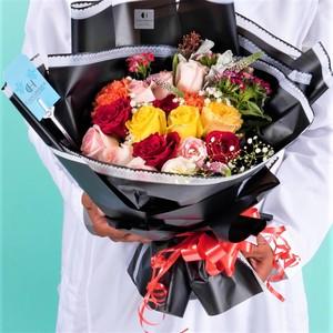 Drivu AA Flower Bouquet