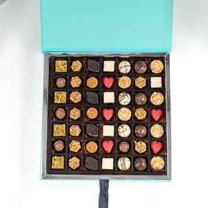 Drivu Fresh Square Mix Chocolate Box