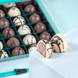 Drivu Fresh Egg Chocolate