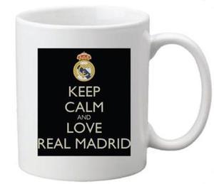 Drivu Keep Calm & Love Madrid Mug