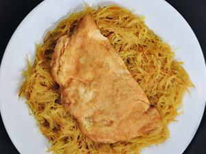 Drivu Balaleet With Omelet
