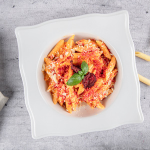 Drivu Penne Pink Sauce with Chicken