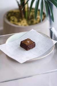 Drivu Salted Nutella Brownie