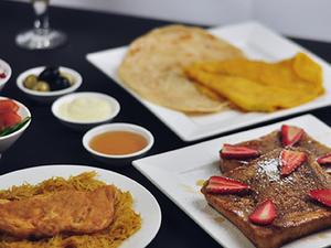 Drivu Nthree Breakfast