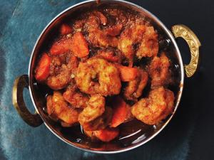 Drivu Hamsah Shrimp In Tomato Sauce