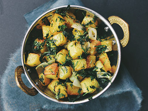 Drivu Hamsaht in Hot Potato