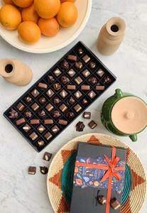 Drivu EID Secret Spice Garden Truffle Selection Box of 50