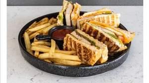 Drivu Surge Club Sandwich