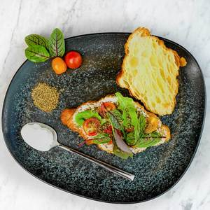 Drivu Labneh & Zaatar Croissant