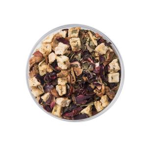 Drivu Apple Elderflower Cocktail (iced tea)