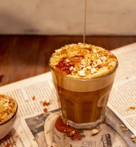 Drivu Hot Coffee Crunch