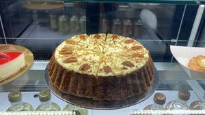 Drivu Carrot Cake (slice)
