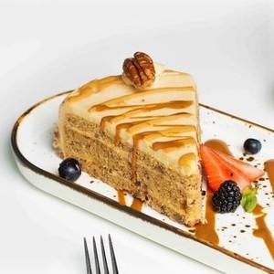 Drivu Pecan Cake
