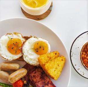 Drivu English Gala Breakfast