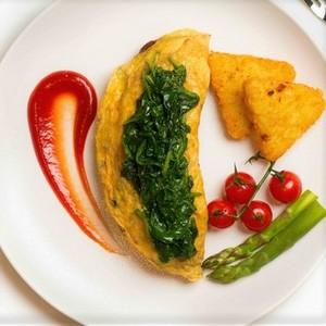 Drivu La Grove Special Omelette