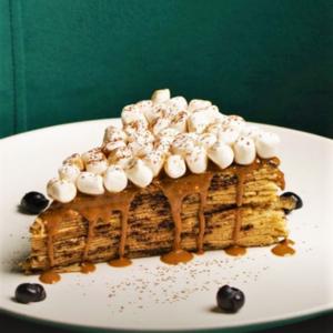 Drivu Crepes Cake