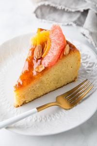 Drivu Almond & Orange Slice