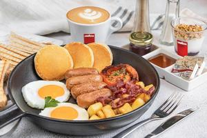 Drivu Espression Breakfast