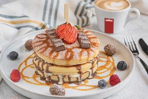 Drivu Kinder Milk Pancake