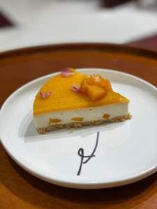Drivu Mango Cheesecake